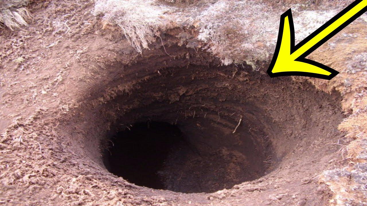 Small vagina hole