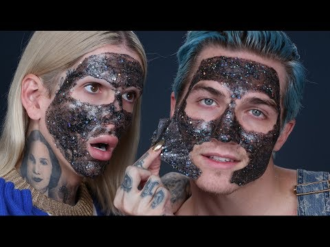 Thumbnail: GLITTER GLAMGLOW FACE MASK!! REVIEW + DEMO