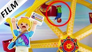 Playmobil Film deutsch | UNFALL auf der Kirmes | Julian Vogel fällt vom Riesenrad!? Kinderserie