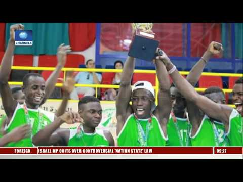Reviewing Nigeria's Performance At The African Youth Games |Sports This Morning|
