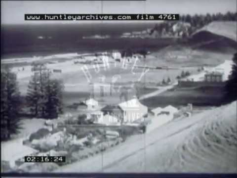 Norfolk Island, 1950's -- Film 4761