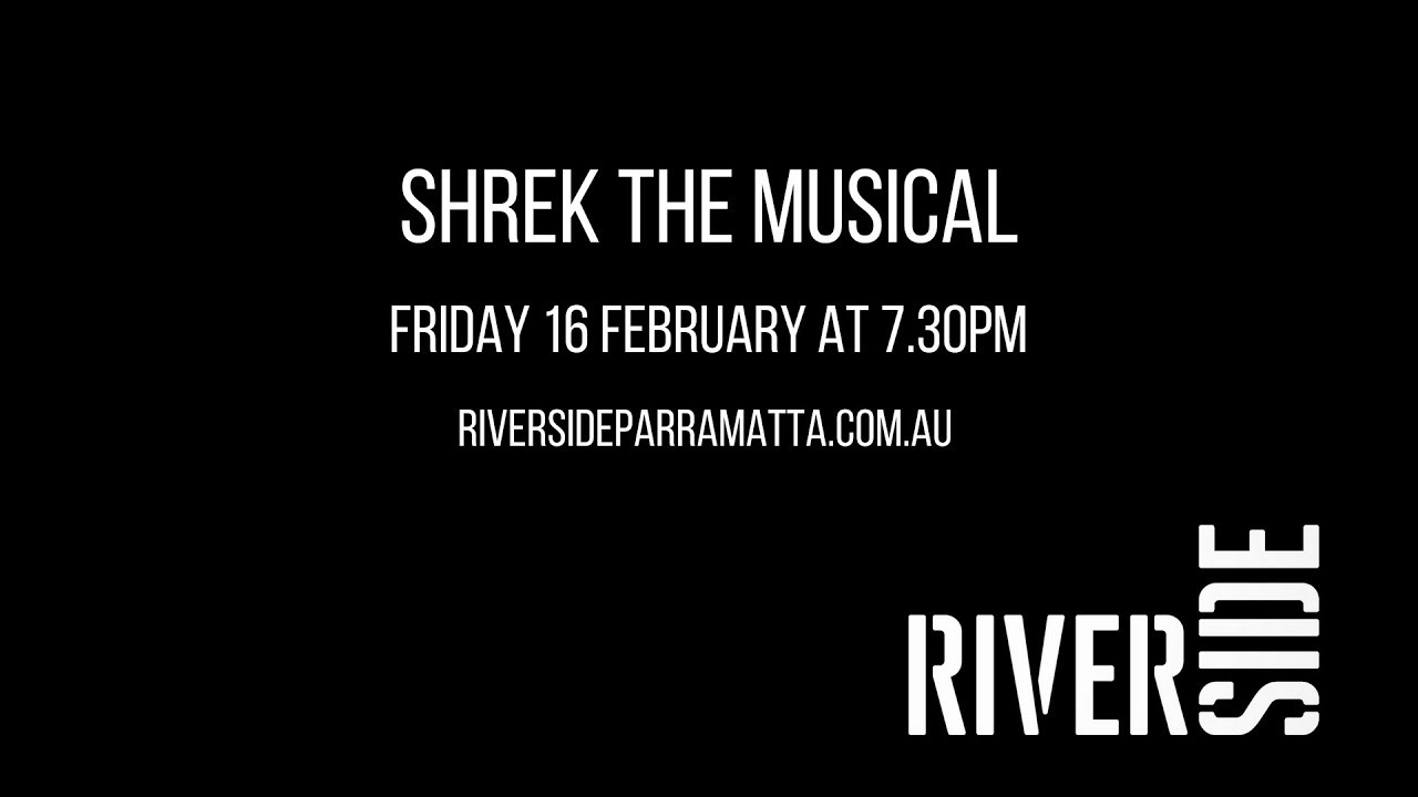Shrek The Musical » Riverside Parramatta