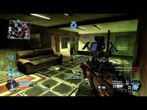 Titanfall Map: Smuggler's Cove Complete Match Gameplay Xbox One - VideoGamer