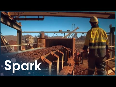 An Inside Look At Australia's Mining Boom | Big Australia | Spark