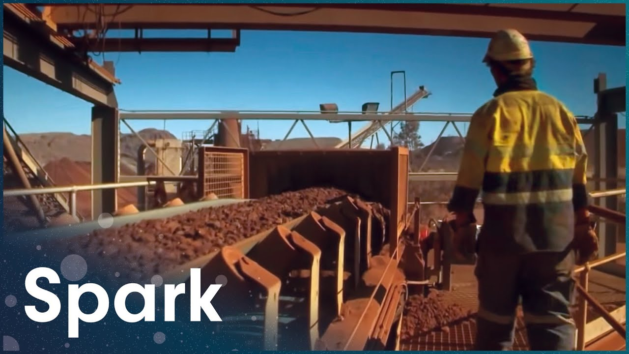 Download Working Inside Australia's Mega Mines | Big Australia | Spark
