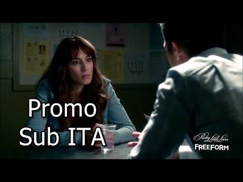 Pretty Little Liars 7x16 Promo Sub ITA 'The Glove That Rocks the Cradle'