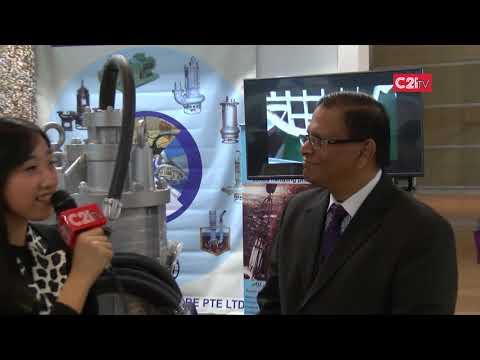 Toyo Pumps Singapore @ Mining Indonesia 2017
