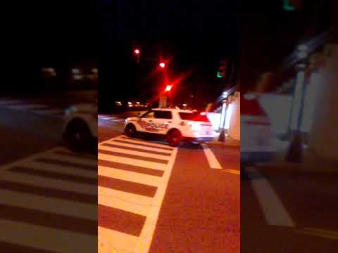 D.C cop$ FoLLoW BL@ck Law abiding Citizen 12 Waited in School Parking LOT 2 Harass Me by SeCrEtiVeLy