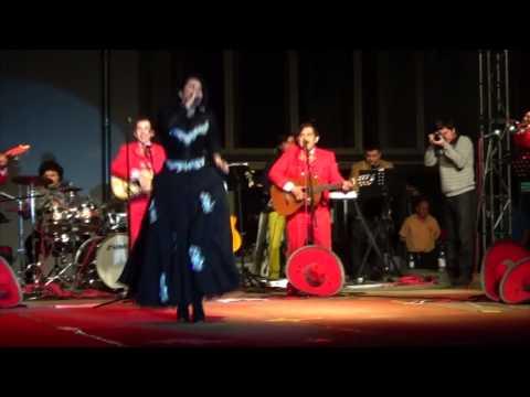 Maria José Quintanilla y su mariachi 21-11-2014