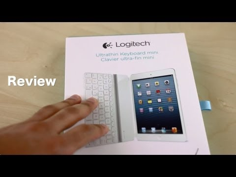 Review: Logitech Ultrathin Keyboard Cover for iPad mini
