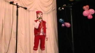Чернова Юля 6 лет  гномики