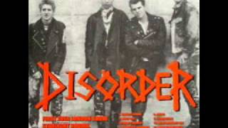 Disorder-Complete Disorder (FirstEver London Show 1982)