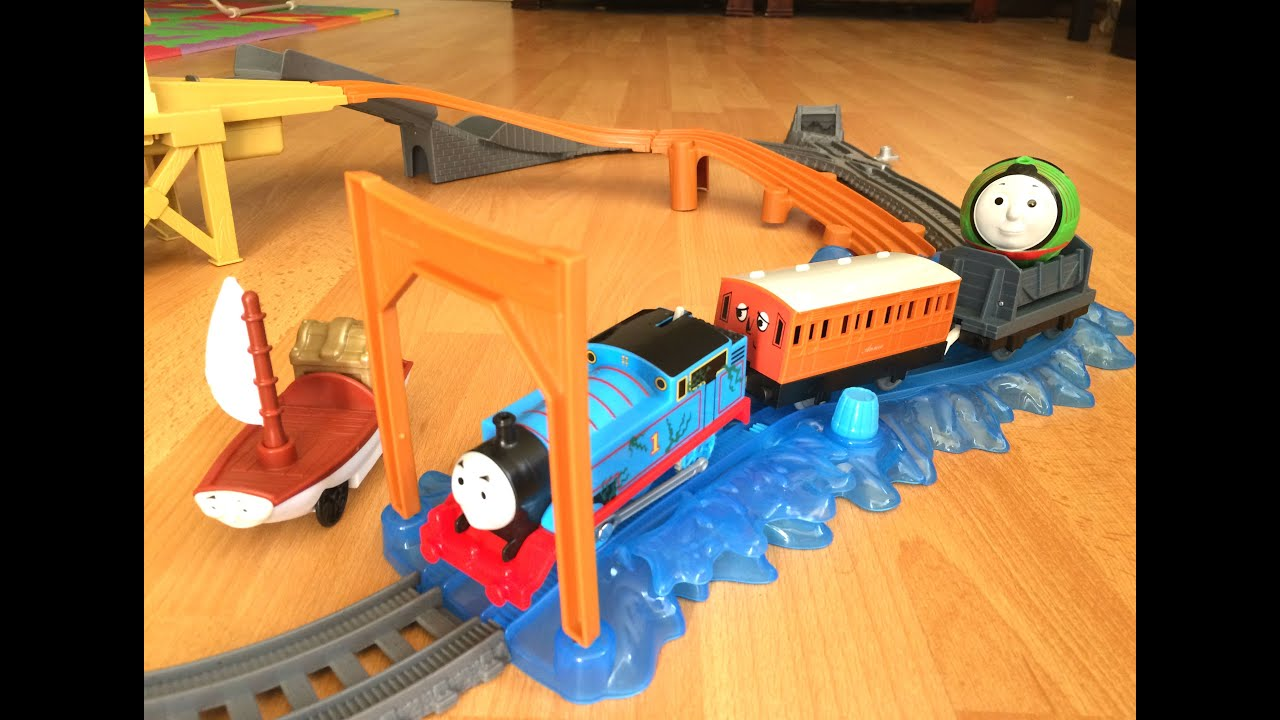 Fisher price thomas amp friends trackmaster treasure chase set new -  Trackmaster Tidmouth Sheds Youtube By Thomas N Friends Trackmaster Treasure Chase Set Legend Of The Lost