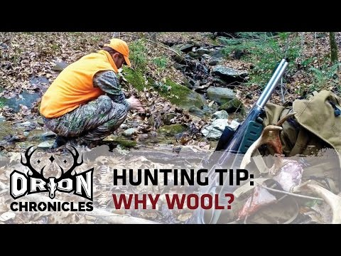 Hunting Tip | Why You Should Use Wool Clothing For Hunting