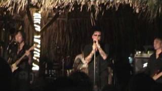 Curacao 2009 - The Clarks, Barry Hay & Cesar Zuiderwijk - She flies on strange wings at Wet & Wild