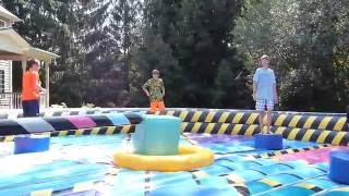 Wipeout Eliminator Game Rental in Chicago Illinois