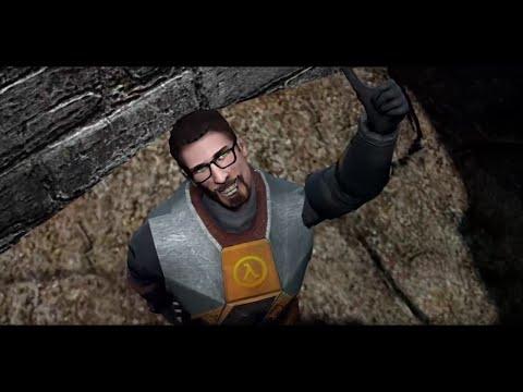 Прохождение Half-Life 2 (вторая серия) ЛЕТАЮЩИЙ ГОРДОН