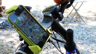 Review: iOttie Active Edge Bike Mount for Smartphones