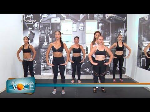 Por Você - Atividade Física: Low Pressure fitness 24/03/18