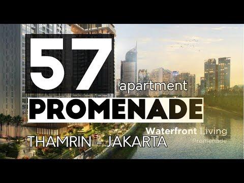FIFTY SEVEN Promenade - Apartment in CBD Thamrin Jakarta by Intiland