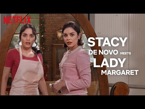 The Princess Switch | Stacy De Novo Meets Lady Margaret | Netflix