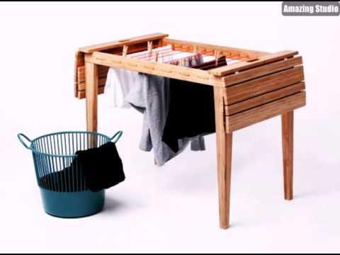 Platzsparende Möbel platzsparende möbel originelle idee
