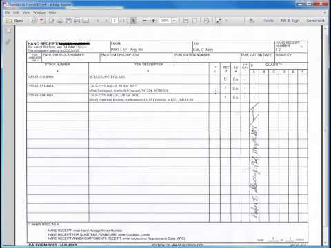 hqdefault Online Example Of A Filled Out Dd Form on