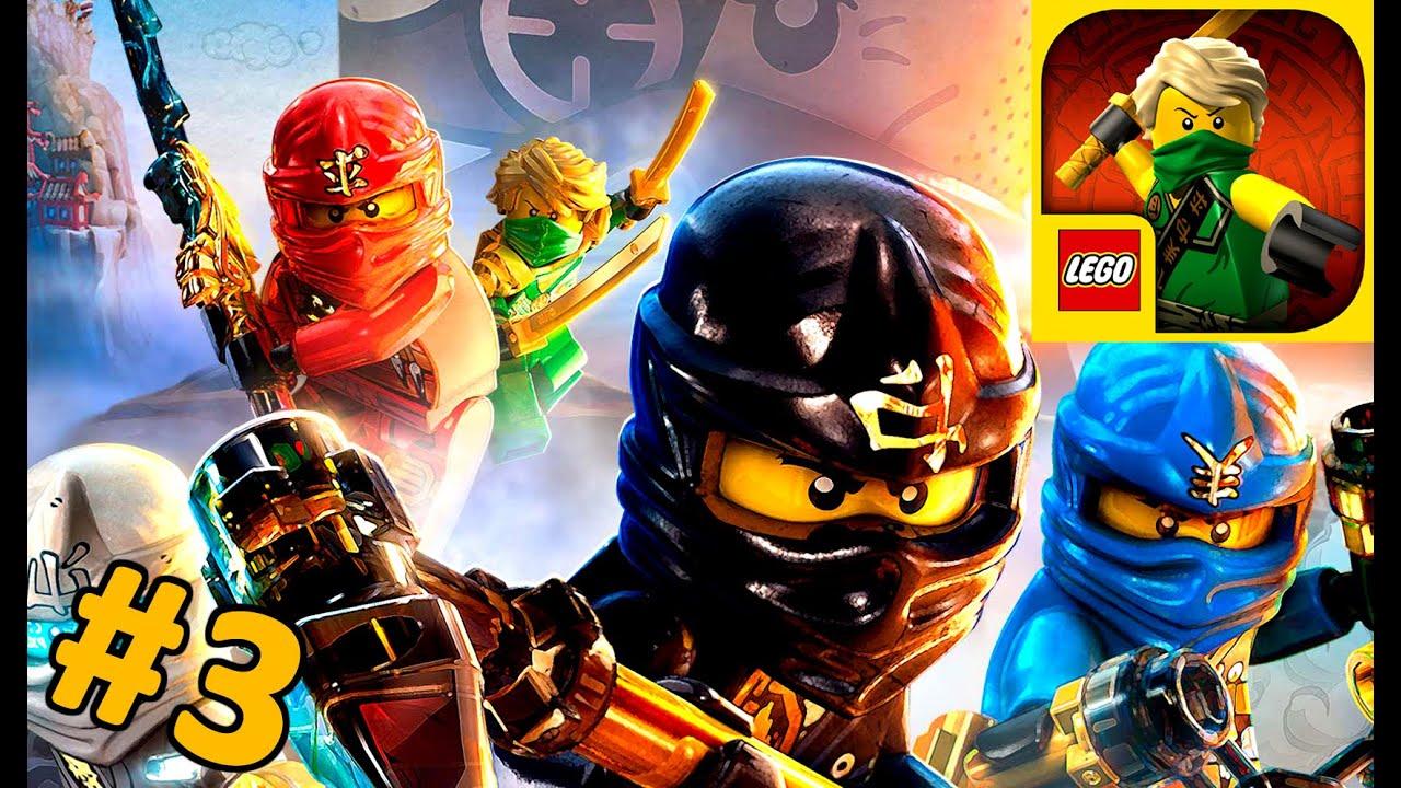 Картинки Игры Лего Ниндзя Го