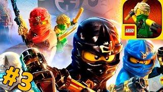 Игра Lego Ninjago Tournament - Прохождение и Обзор игры на русском языке. Кока Плей
