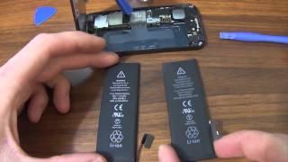 видео Замена аккумулятора на