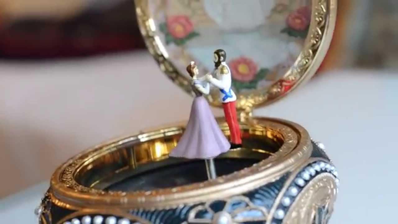 Anastasia Music Box Alexandra Nicholas dancing Once Upon a