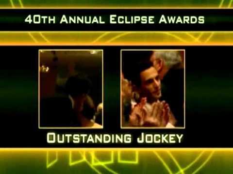 40th Eclipse Awards: Jockey