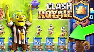PROBANDO EL MODO DE JUEGO TOUCHDOWN!!!! Clash Royale byBloDz