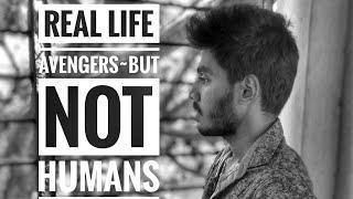 Real life avengers~but not human   Dinesh sugumar   vlogstamil