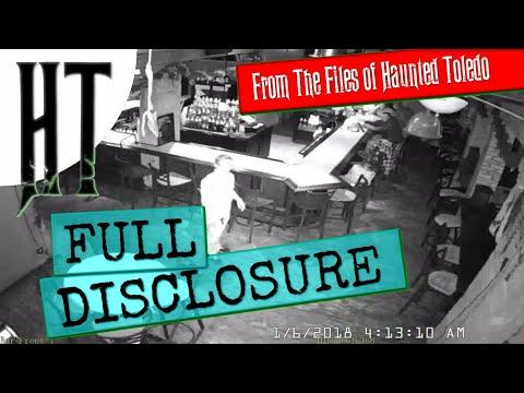 Paranormal Activity Caught On Nightclub Security Cameras