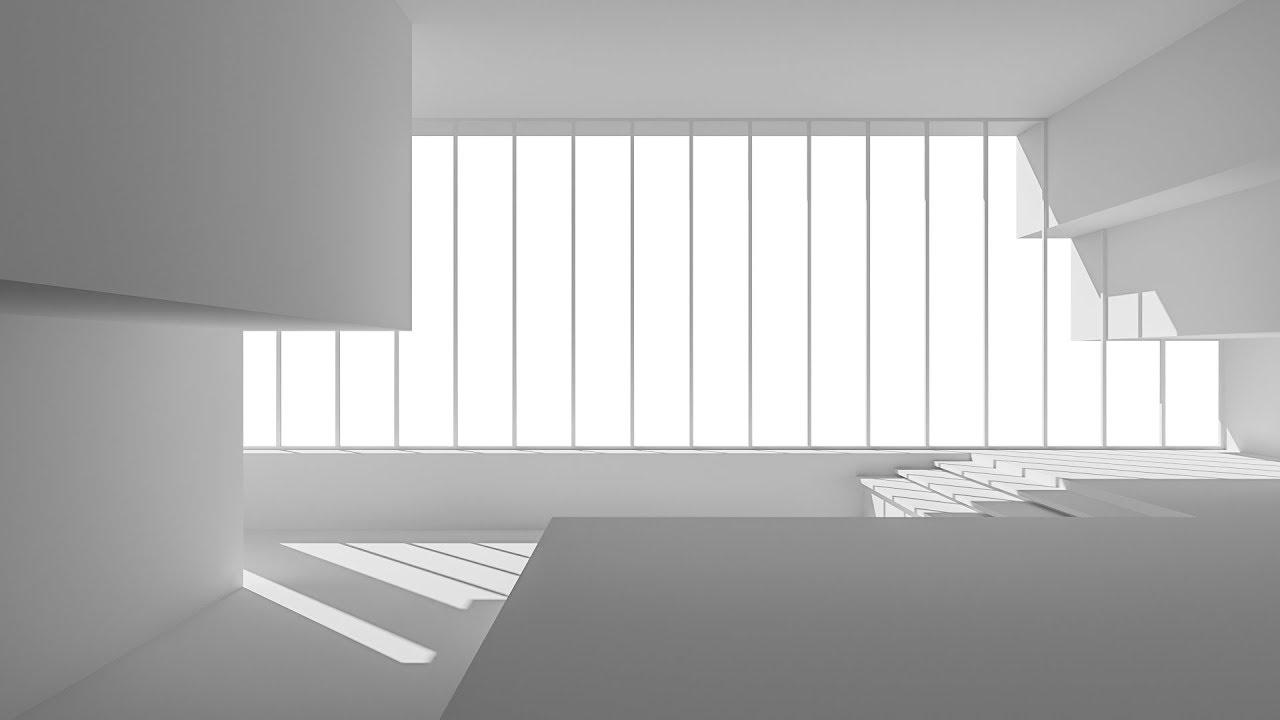 3dsmax Architecture Rendering part 01 (Best Tutorial)