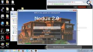 How to install Nodus [1.7.x]