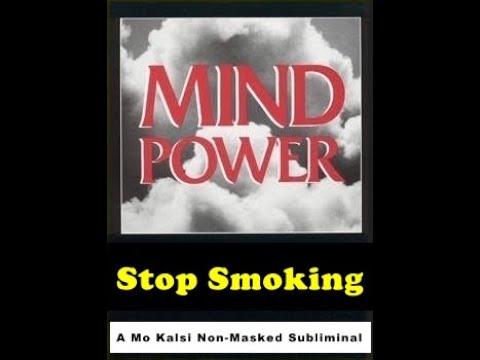 MK002 - Stop Smoking