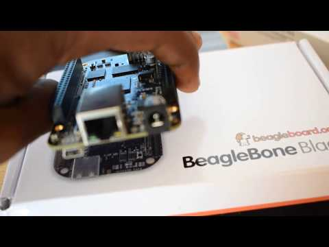 Unboxing and Exploring Beaglebone Black: The Typical Ports on a BBB