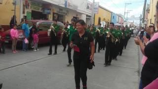 Desfile feria de San Miguel Arcángel y la Alfarería; San Felipe Guanajuato