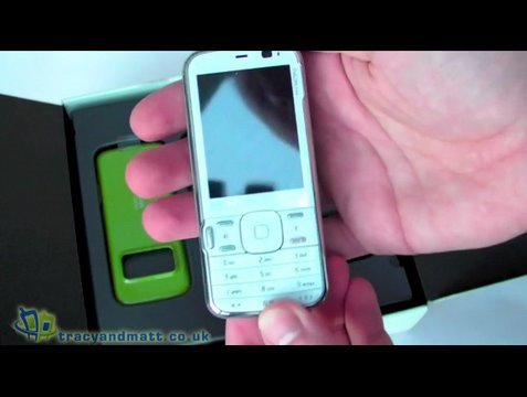 Nokia N79 unboxed