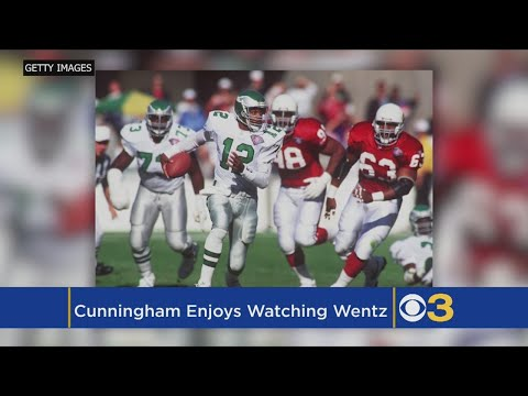 Randall Cunningham: 'Praying Carson Wentz Outdoes Everything We've Done'