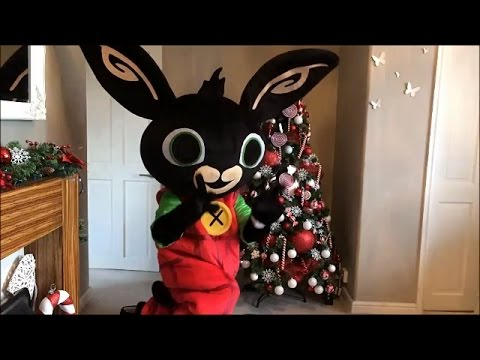 Bing CBeebies! BING BUNNY CHRISTMAS EVE EPISODE!