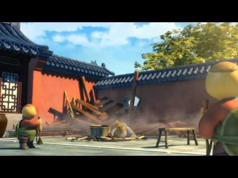Legend of Kung Fu Rabbit trailer
