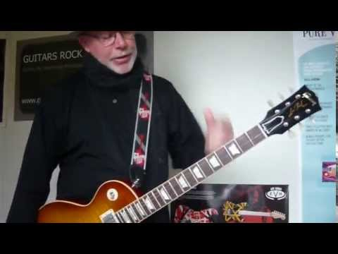 How to Play JUMPING JACK FLASH - Rolling Stones by Guitars ...