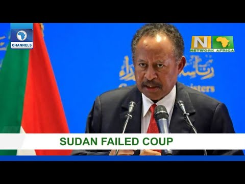 Coup Attempt Failed In Sudan   Network Africa 21/09/2021