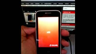 Cherry Mobile Ace Firefox OS Hard Reset