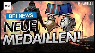 Medaillen freischalten in Battlefield 1 erklärt!