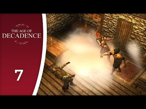 The perfect amount of strategy - Let's Play The Age of Decadence #7