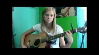 The Best Day by Taylor Swift Acoustic Guitar Tutorial
